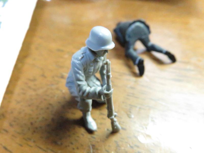ケーリアン ドイツ兵 組み立て7