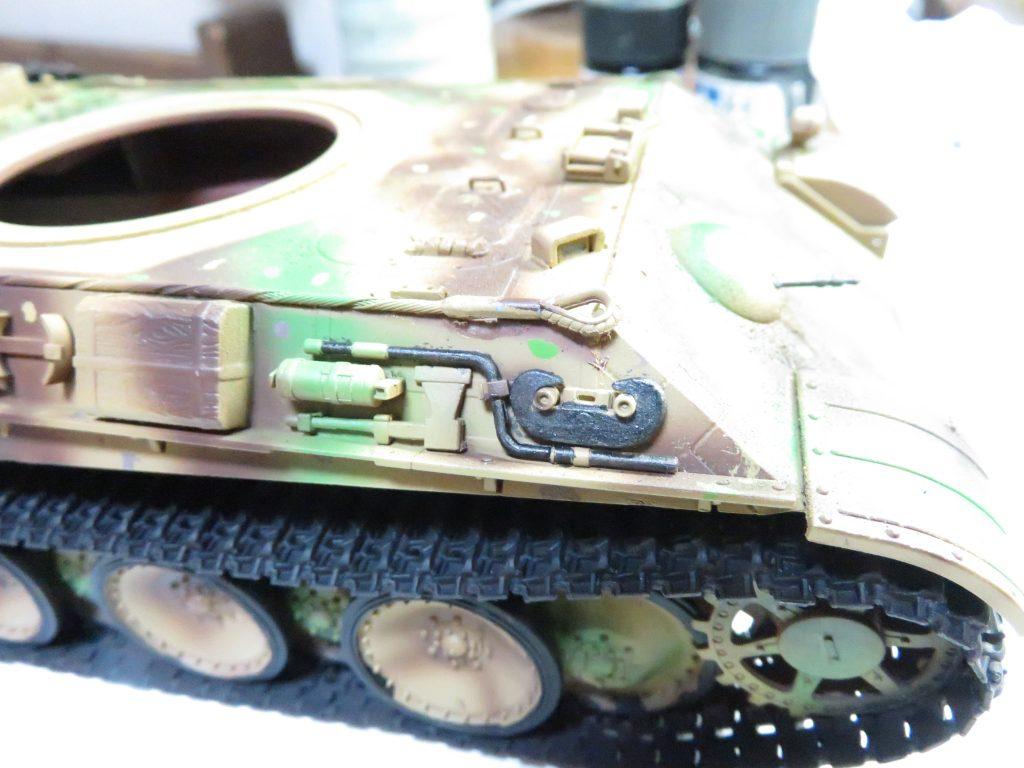 ケーリアン OVMの塗装