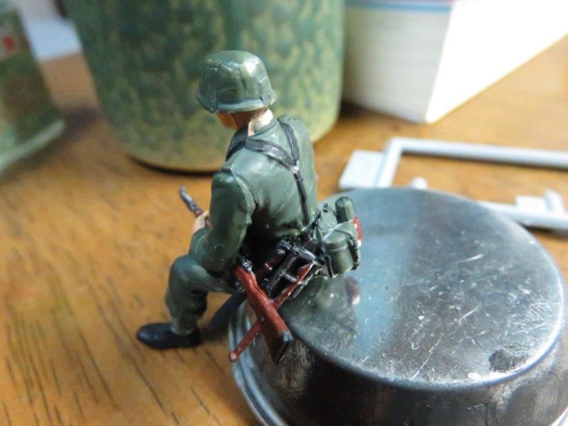ケーリアン ドイツ兵士フィギュア4