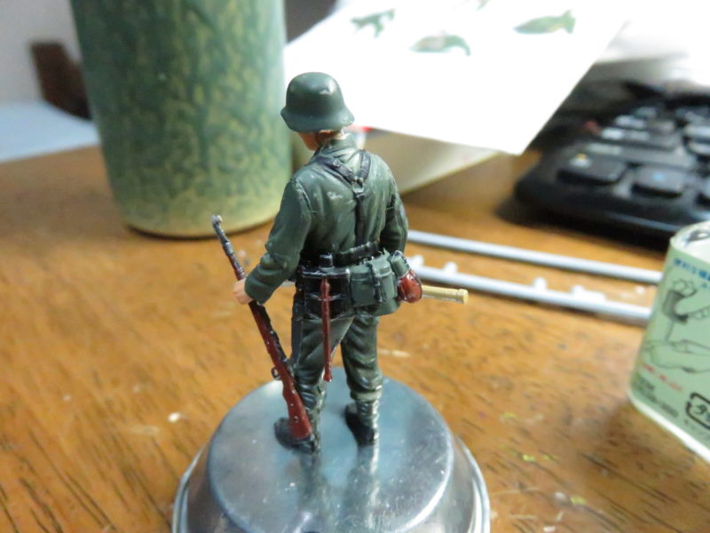 ケーリアン ドイツ兵士フィギュア6