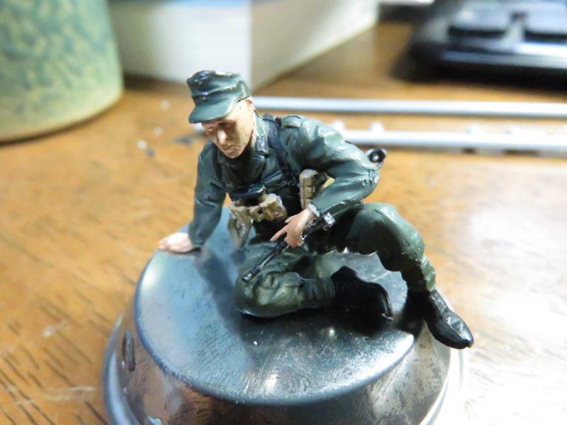 ケーリアン ドイツ兵士フィギュア7