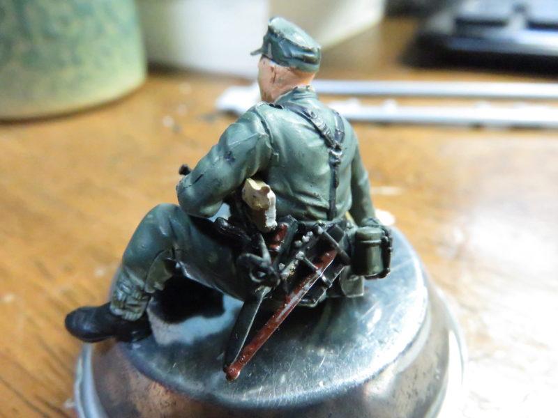 ケーリアン ドイツ兵士フィギュア8