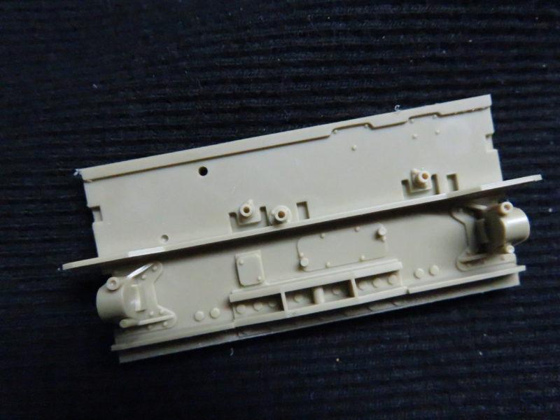 メーベルワーゲン試作型 リアパネル