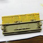 タミヤの「4号対空自走砲 メーベルワーゲン(試作型)」を組み立てるでござるの巻