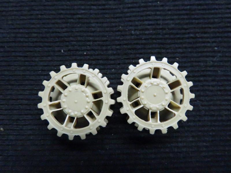 メーベルワーゲン試作型 起動輪2