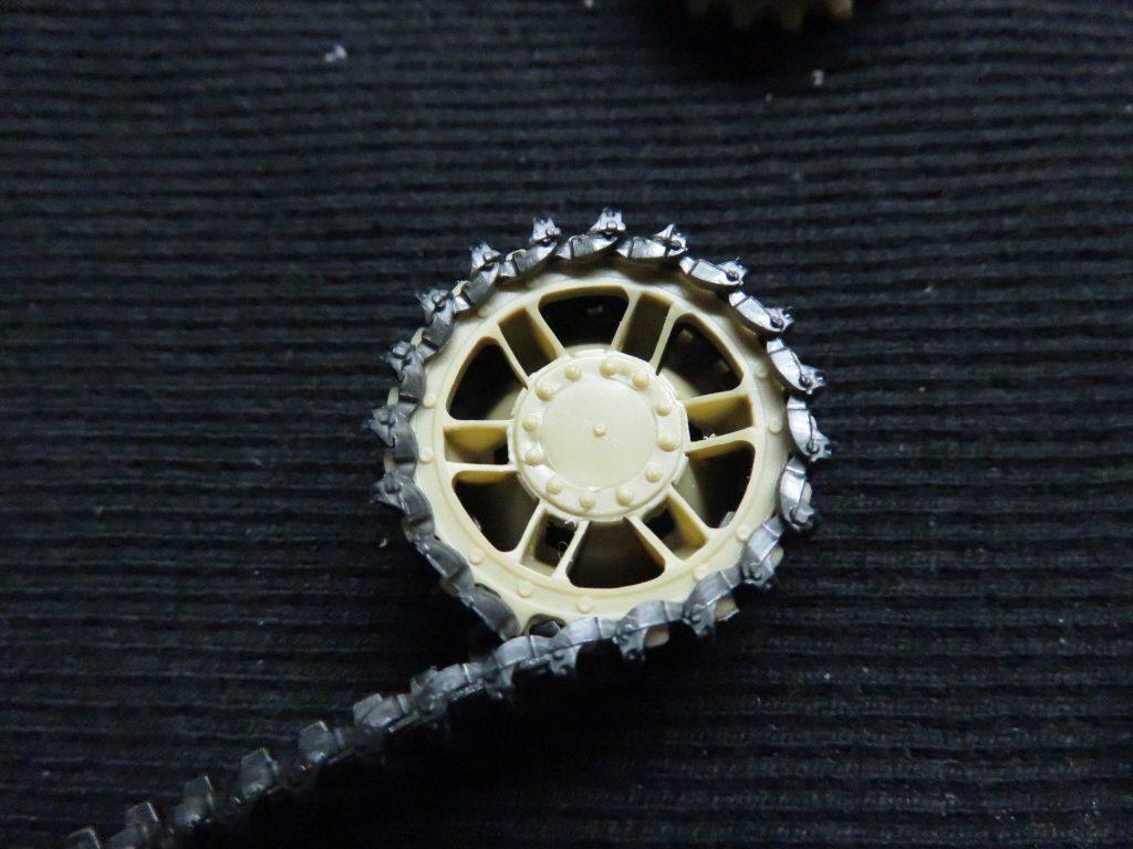 メーベルワーゲン試作型 起動輪3