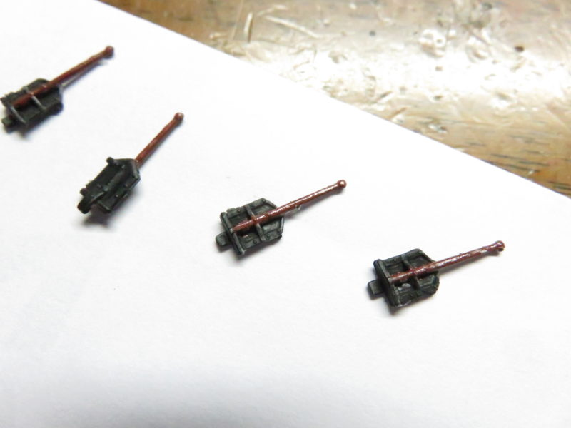 ケーリアン ドイツ兵 塗装10