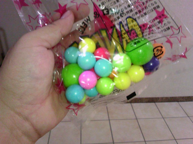 静岡駅構内のお菓子売り場