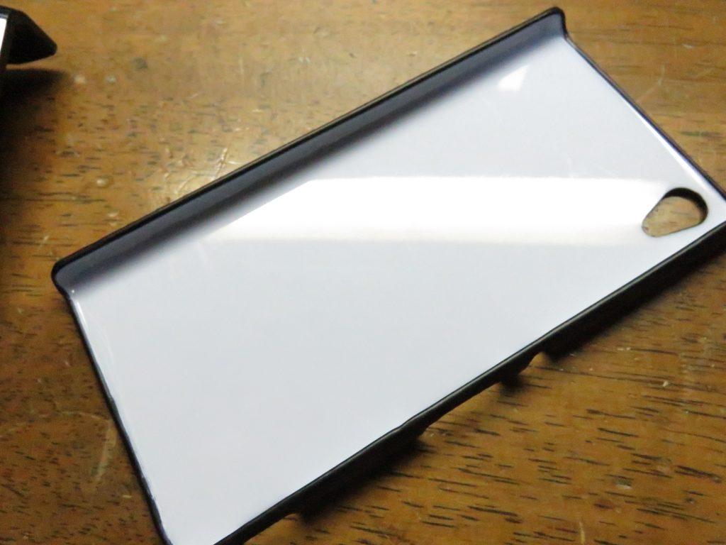 Smartist エクスペリアZ4対応 カーボンファイバー調ケース3