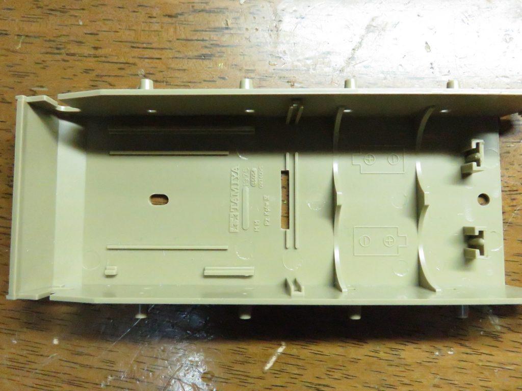 4号対空自走砲 メーベルワーゲン(試作型) 車体下部