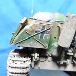 【ケーリアン】戦車をウェザリングで汚しまくる方法