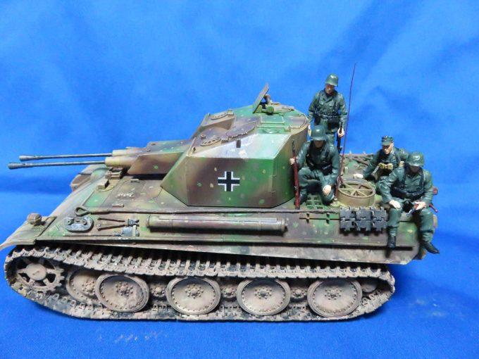 5号対空戦車 ケーリアン9