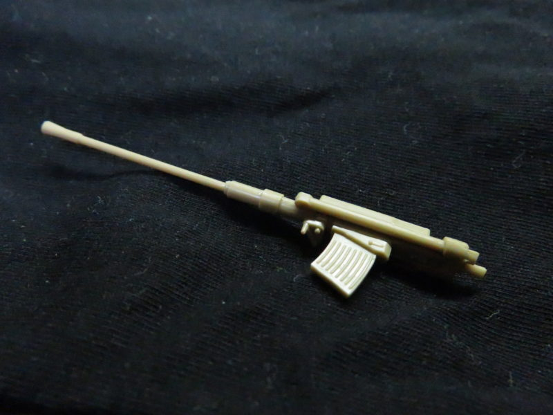 メーベルワーゲン試作型 Flakvierling38 Flak38組み立て