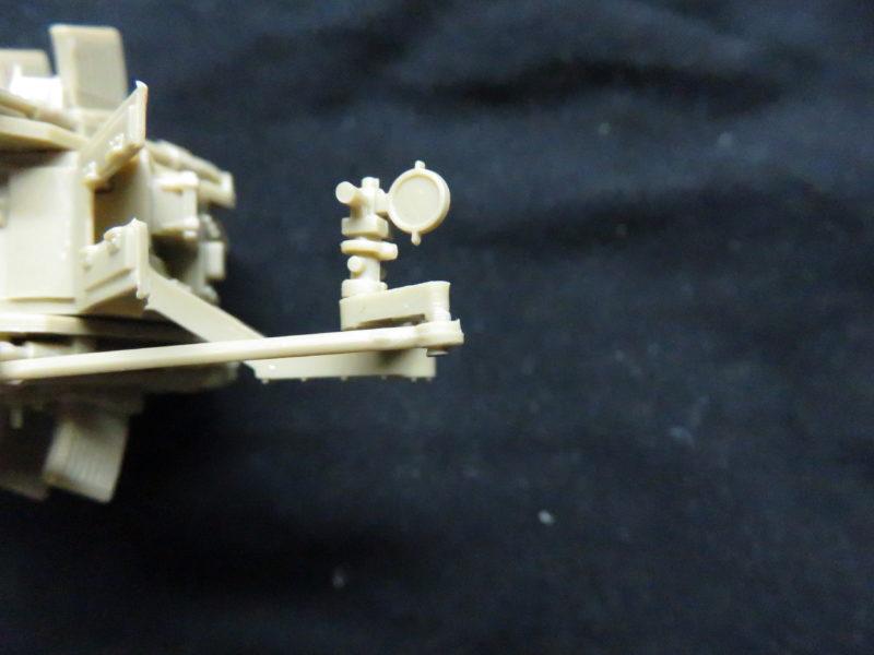 メーベルワーゲン試作型 Flakvierling38 焼き止めリトライ