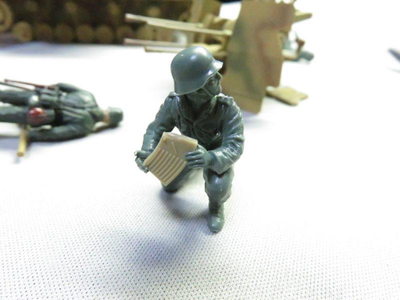 メーベルワーゲン試作型 フィギュア制作7