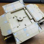 メーベルワーゲンに装甲板を4つ取り付けてみた