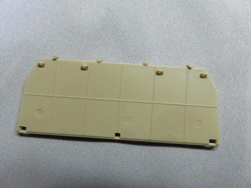 メーベルワーゲン試作型 装甲板組み立て2