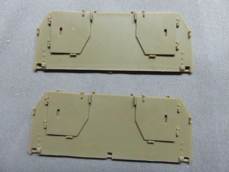 メーベルワーゲン試作型 装甲板組み立て3