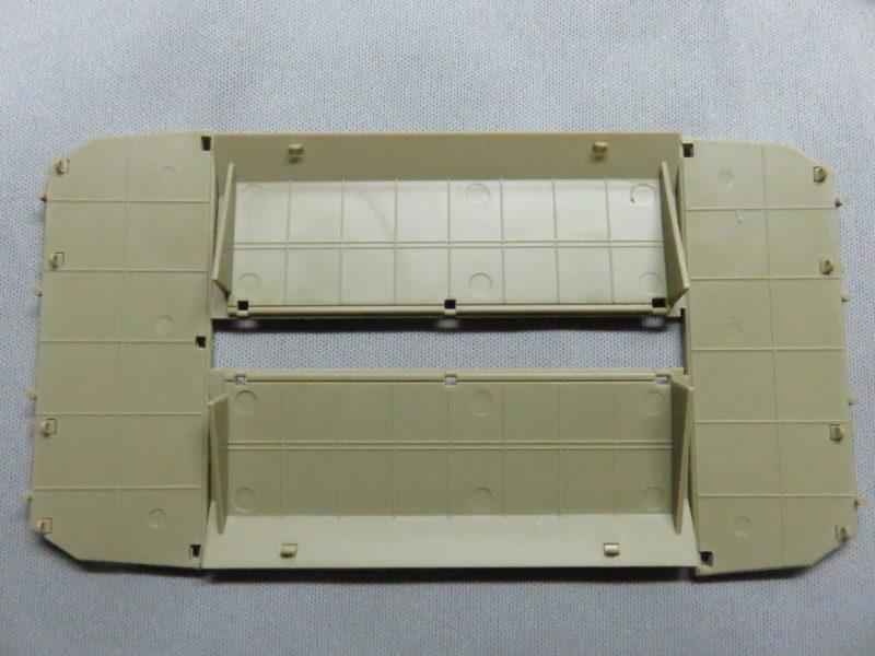 メーベルワーゲン試作型 装甲板組み立て4