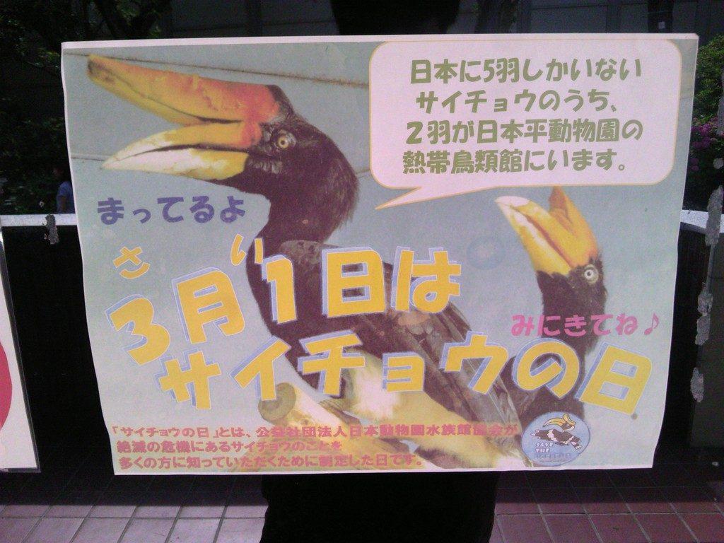 日本平動物園 熱帯鳥類館