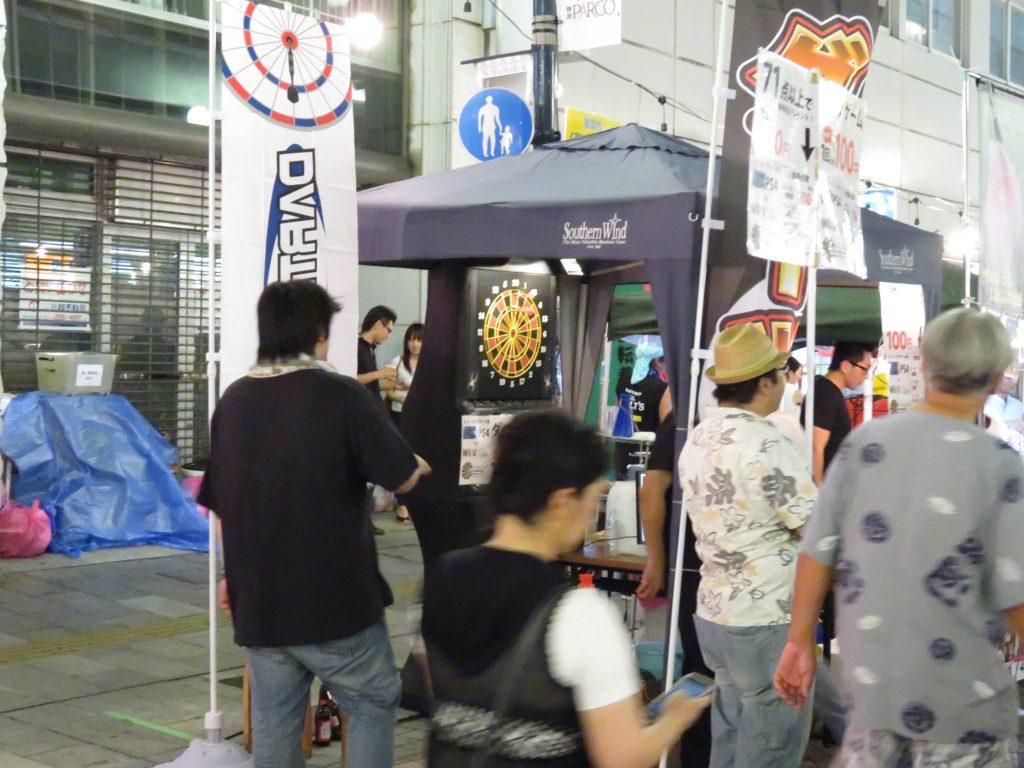 第54回 静岡夏祭り夜店市3