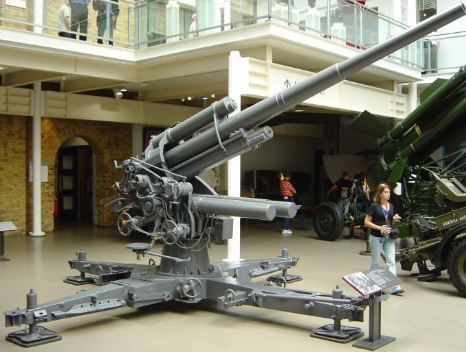 8.8cm Flak18高射砲