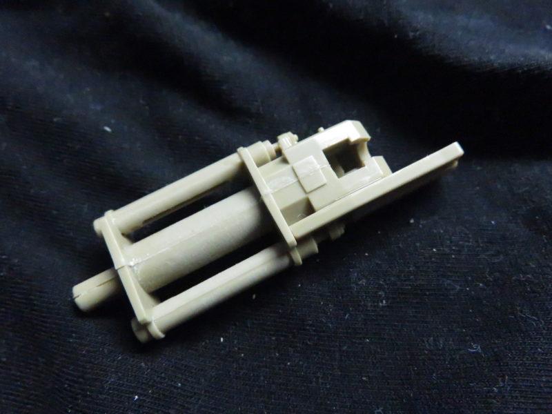 ティーガーI後期型 砲尾の組み立て3