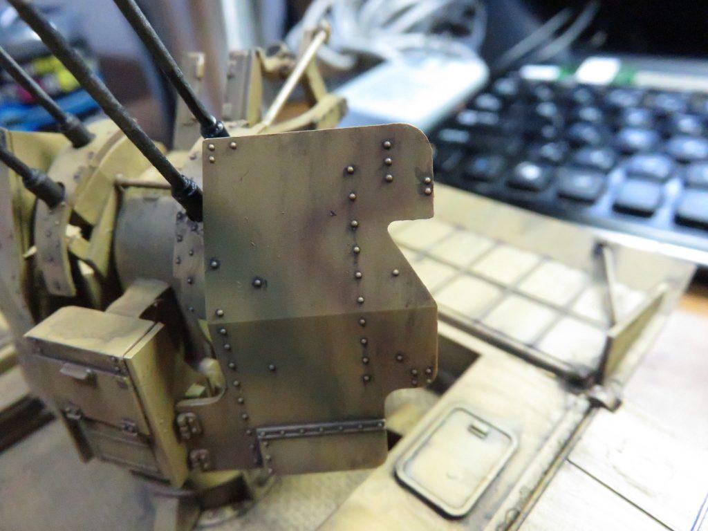 メーベルワーゲン試作型 ドライブラシ2