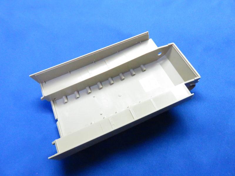 タミヤ タイガーI型 後期生産型 車体下部シャーシ