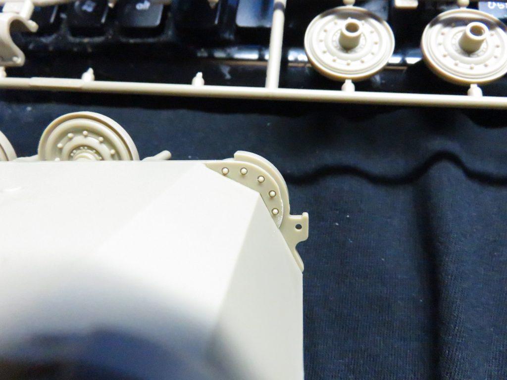 ティーガーI 最終減速機カバー2