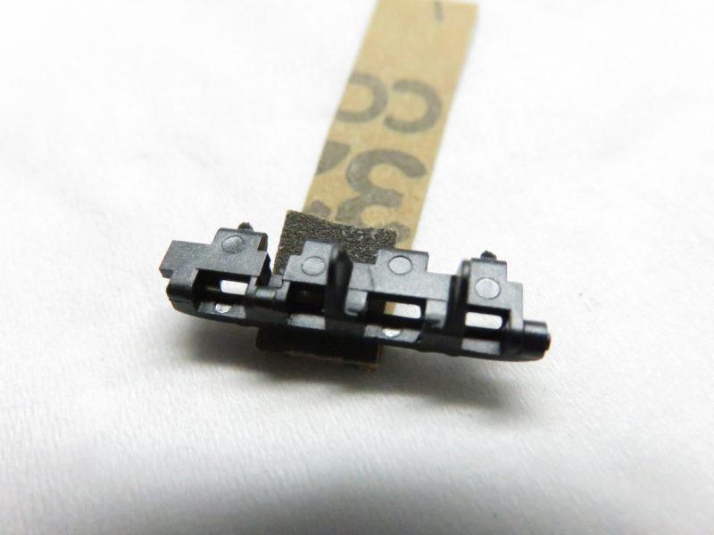 ティーガーI後期型 連結式履帯の組み立て3
