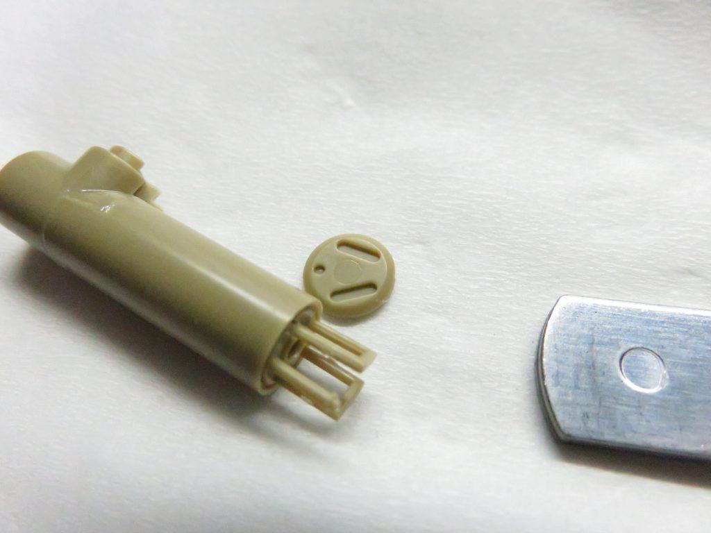 ティーガーI後期型 マフラー組み立て5