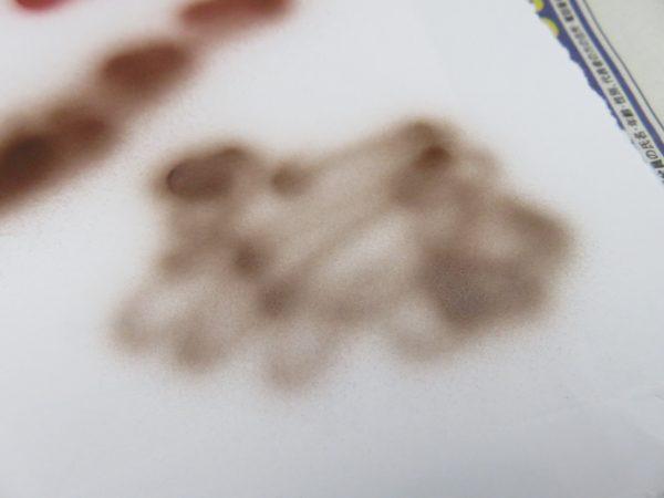 ティーガーI後期型 影の塗装2