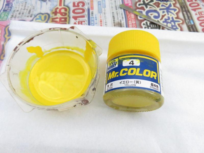 ティーガーI後期型 ハイライト塗装