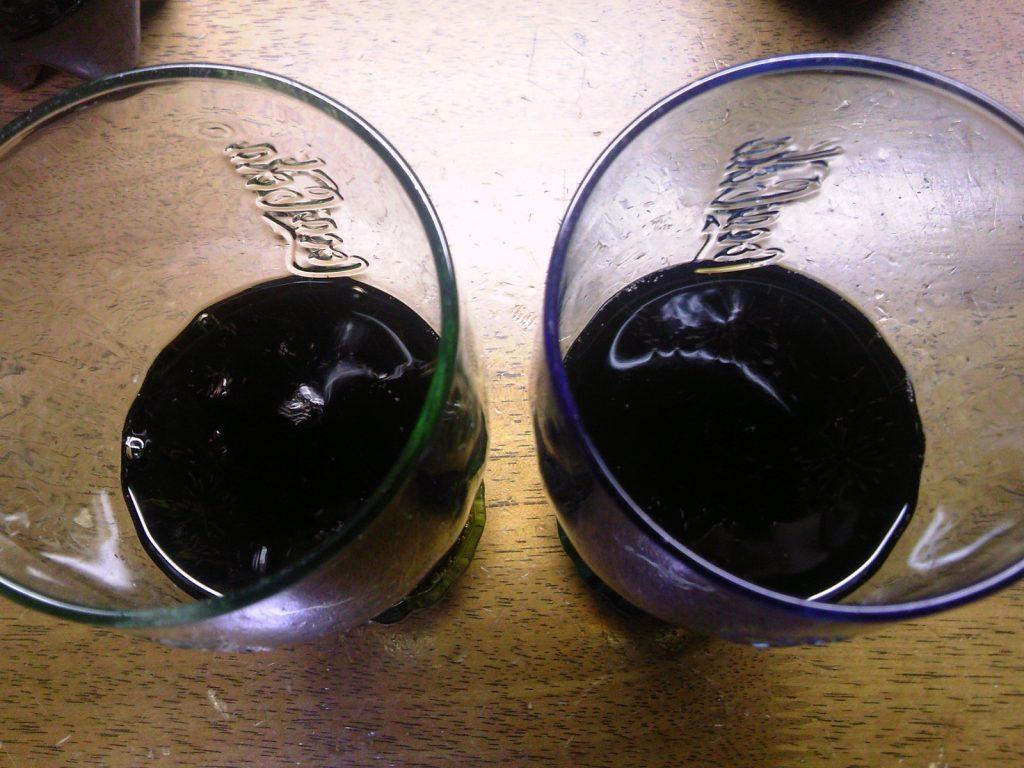 ペプシNEXゼロとコカコーラゼロの飲み比べ5