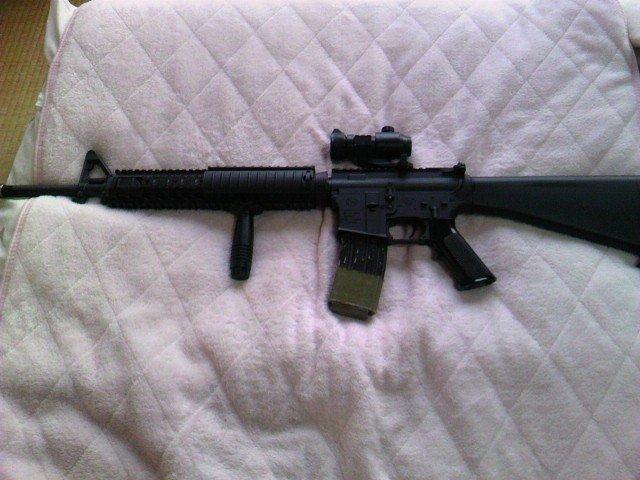 M16A4 ダットサイトのみ