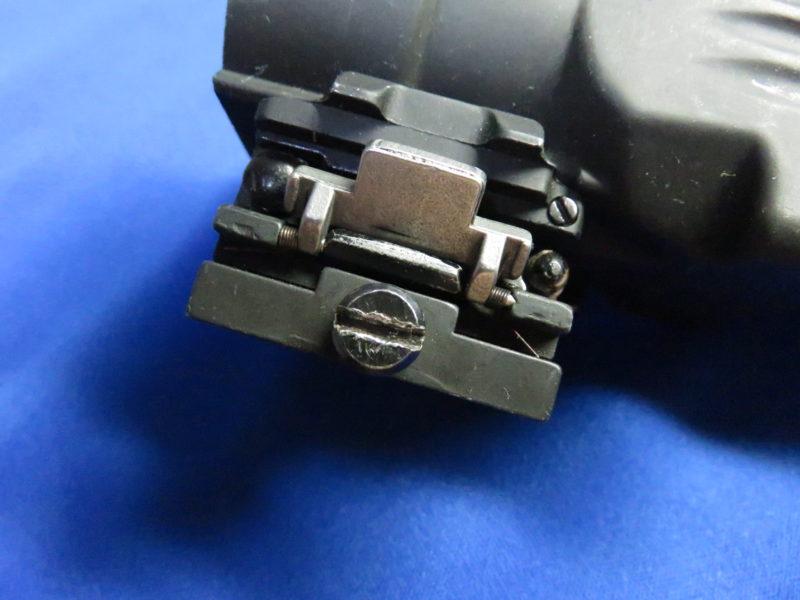 EO-TECH FTSタイプ 4倍ブースター 取り付け部