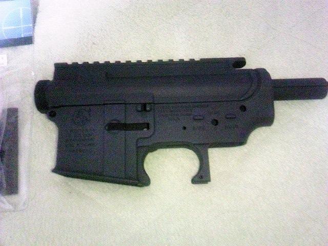 G&P メタルフレーム COLT M4A1
