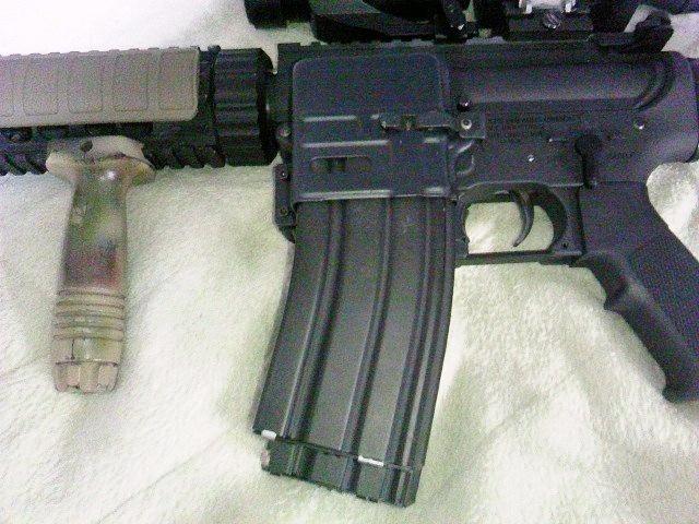 G&P レディマグ M4への装着例3