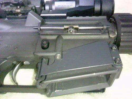 G&P レディマグ M4取り付け カット