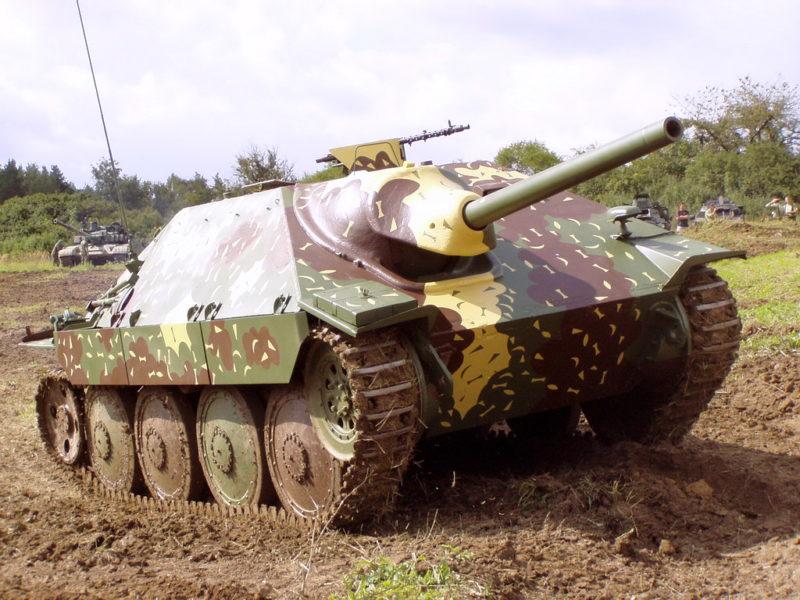 軽駆逐戦車 ヘッツァー