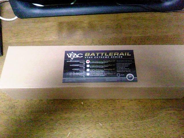 Madbull VTAC Extreme BattleRail13 箱