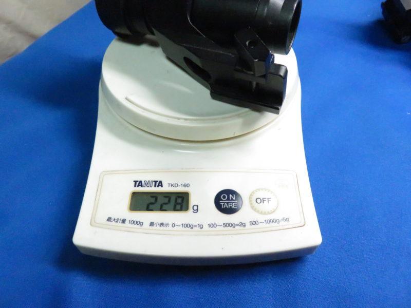 東京マルイ NEWプロサイト 重量