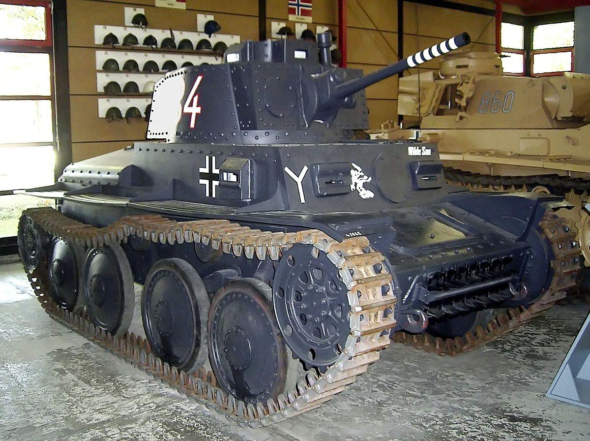 38(t)戦車 S型