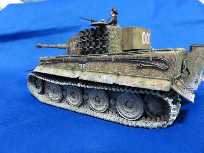 6号戦車 ティーガーI 後期型2