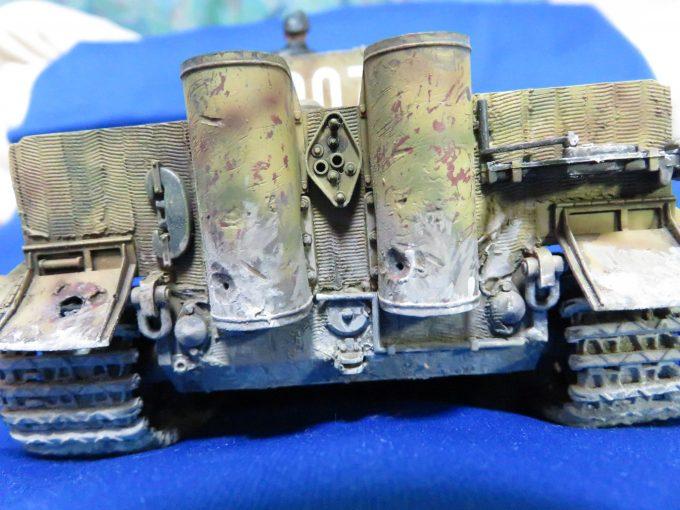 6号戦車 ティーガーI 後期型3