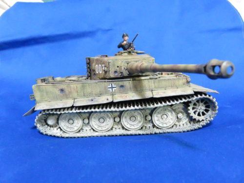 6号戦車 ティーガーI 後期型4