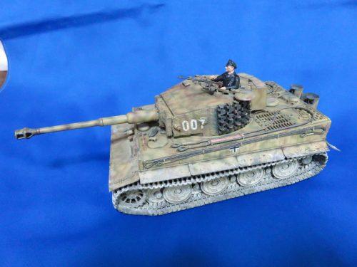 6号戦車 ティーガーI 後期型