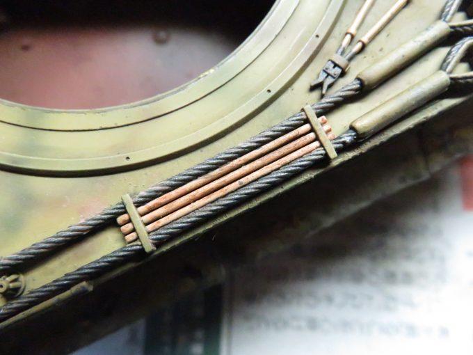 ティーガーI OVMの重ね塗り3