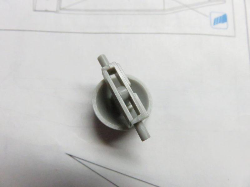ヘッツァー 砲身基部の組み立て3